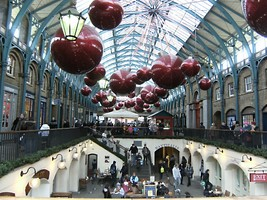 A day of Planned Fun in Covent Garden