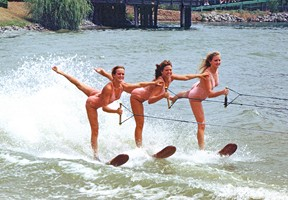 3 Wicked Water-Ski Cruise Destinations