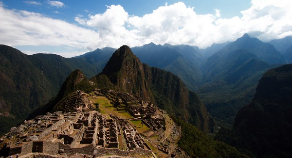 Choquequirao – Machu Picchu – Peru
