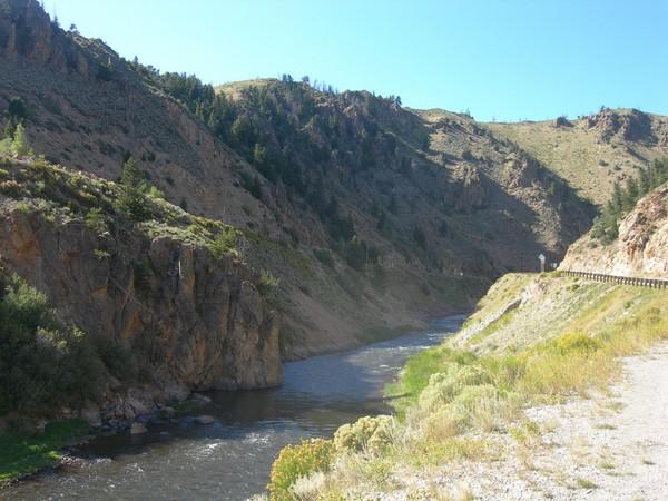 Hot Sulphur Springs – Colorado