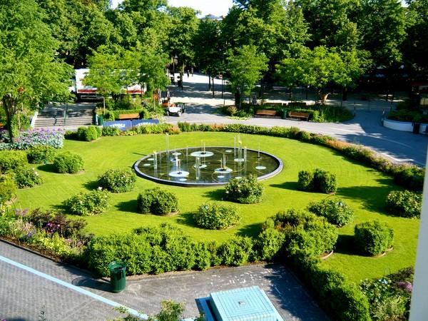 Tivoli Gardens – Copenhagen Denmark