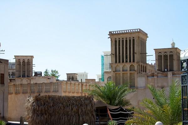 Dubai's Bastakia Quarter