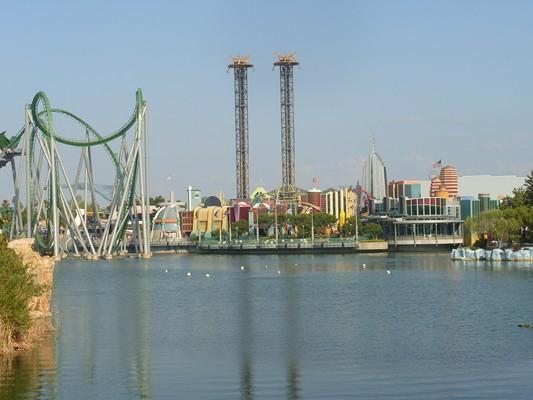 Marvel Island Orlando