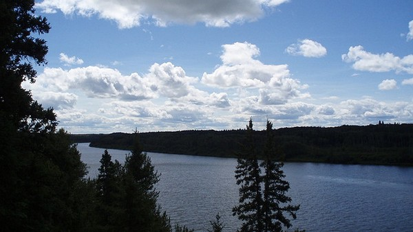 Nipawin Regional Park Saskatchewan