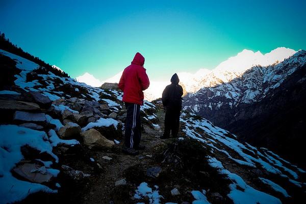 Panchachuli Base Camp Trek