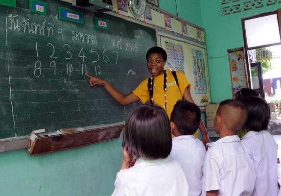 Teaching to Kids