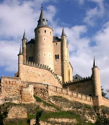 The Alcazar – Segovia