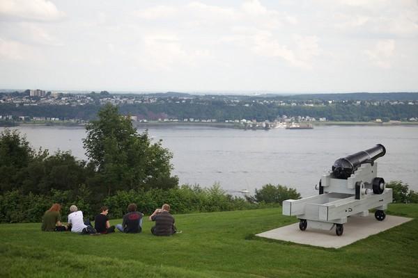 The Battlefields Park