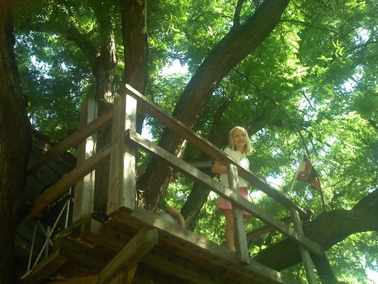 Treehouse Vacation