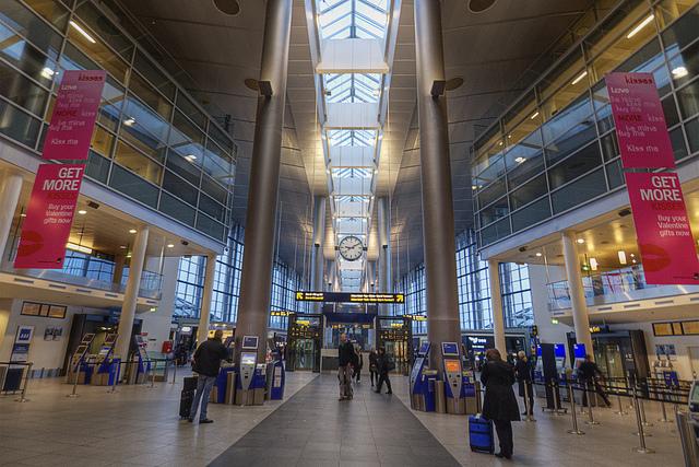 Copenhagen Airport – Denmark
