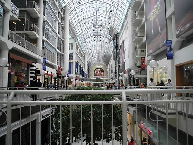 Eaton Centre Yonge Street