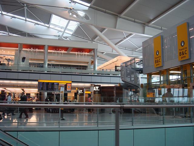 London Heathrow Airport – England