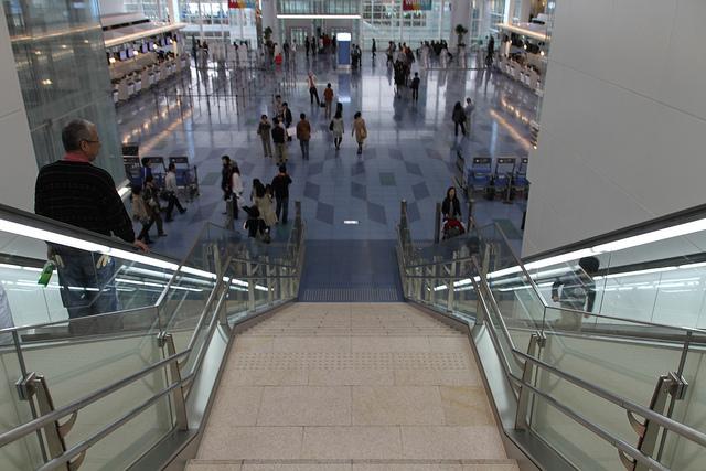 Tokyo International Airport Haneda - Japan