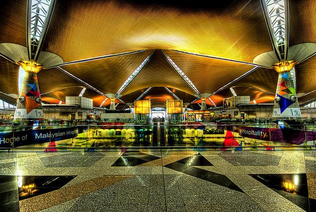 Kuala Lumpur International Airport - Malaysia