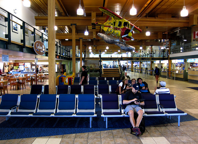 Vancouver International Airport – Canada