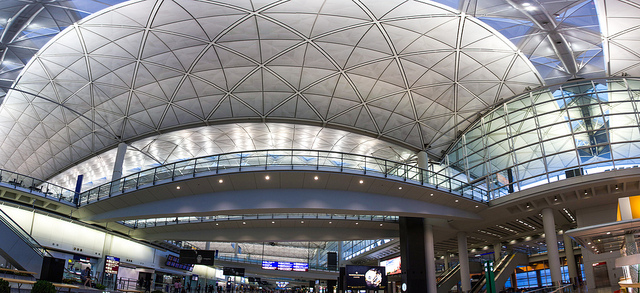 Hong Kong International Airport - China