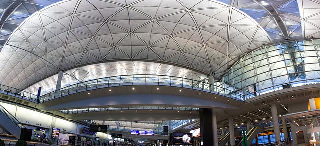 Hong Kong International Airport - China