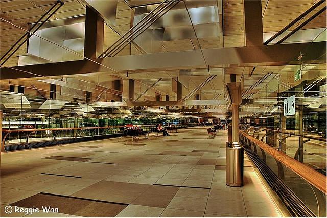 Singapore Changi Airport - Singapore