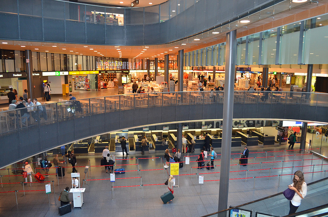 Zurich Airport Switzerland